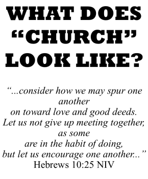 what does church look like 2